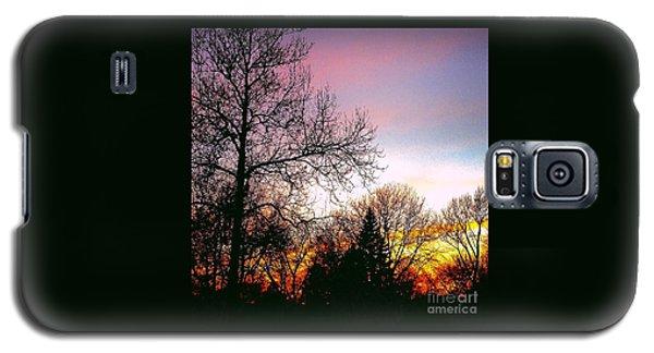 Yesterday's Sky Galaxy S5 Case