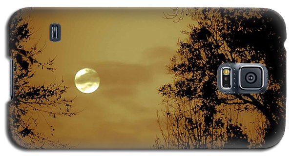 Yesteryears Moon Galaxy S5 Case