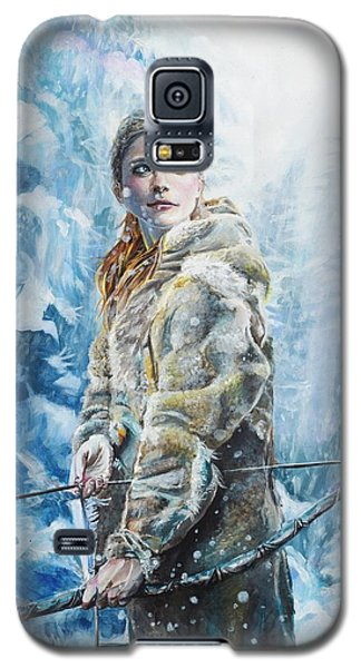 Ygritte The Wilding Galaxy S5 Case