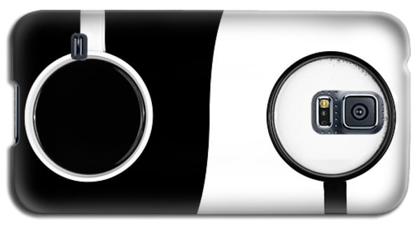 Galaxy S5 Case featuring the photograph Yin And Yang by Gert Lavsen
