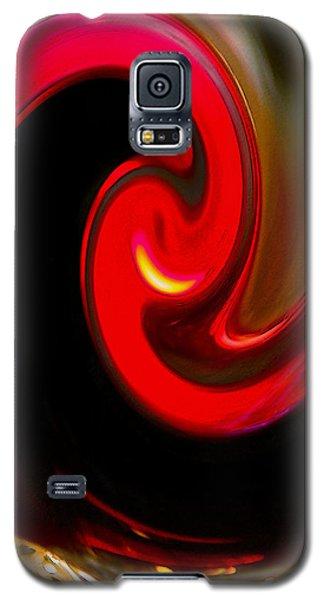 Yin Yang Galaxy S5 Case by Bill Owen