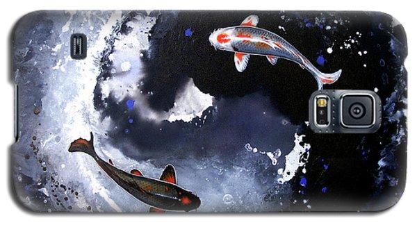 Yin - Yang Galaxy S5 Case