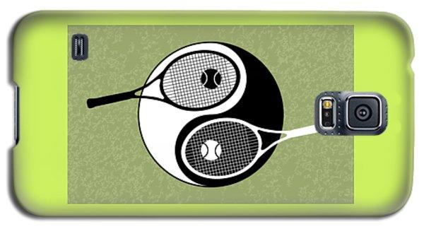 Yin Yang Tennis Galaxy S5 Case