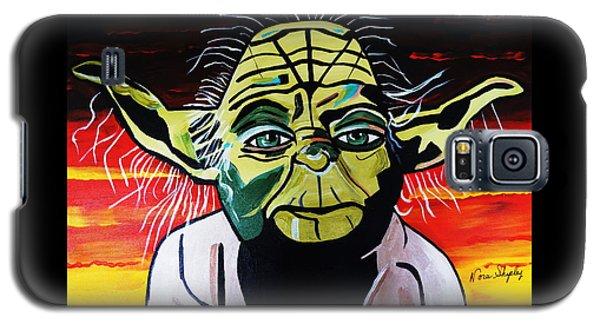 Yoda  Come Home Galaxy S5 Case