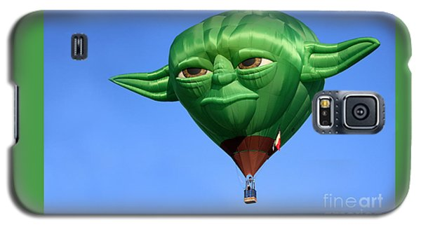 Yoda In The Sky Galaxy S5 Case