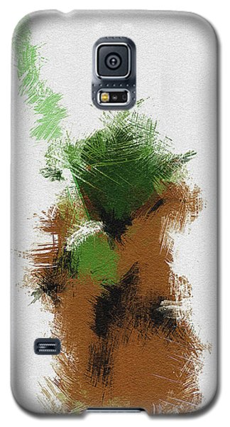 Star Wars Galaxy S5 Case - Yoda by Miranda Sether