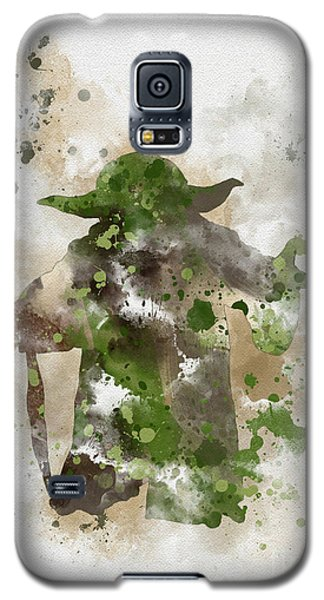 Star Wars Galaxy S5 Case - Yoda by My Inspiration