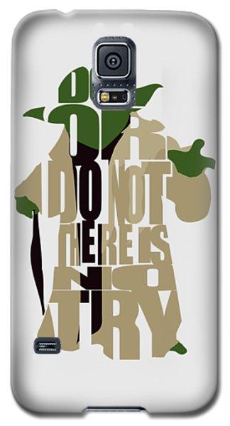 Yoda - Star Wars Galaxy S5 Case