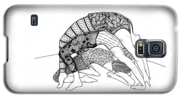 Yoga Sandwich Galaxy S5 Case