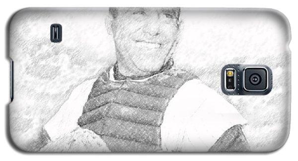 Yogi Berra Galaxy S5 Case