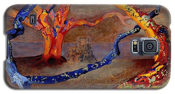 Yolande's Great Oak Galaxy S5 Case