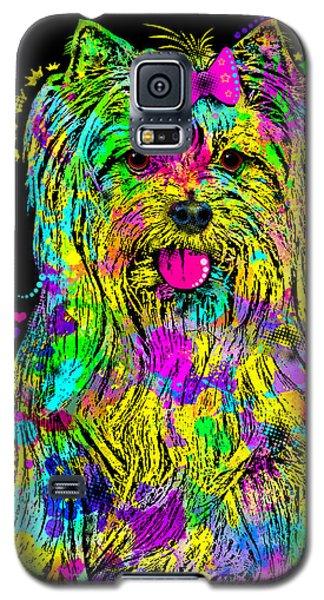 Yorkie Beauty Galaxy S5 Case