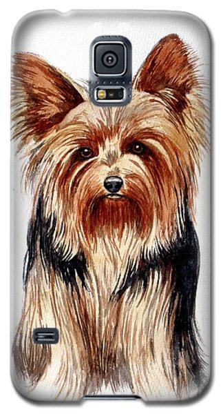 Yorkie Galaxy S5 Case