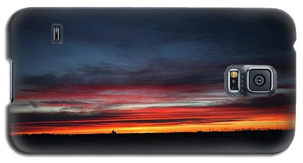 Yorkton Sunrise Galaxy S5 Case by Ryan Crouse