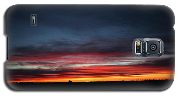 Yorkton Sunrise Galaxy S5 Case
