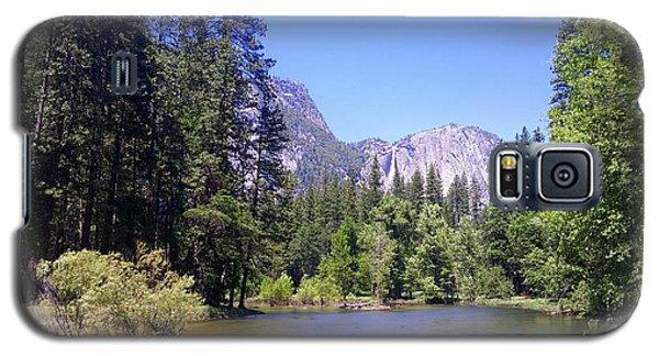 Yosemite Lifestyle Galaxy S5 Case