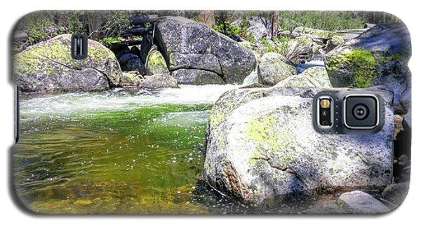 Yosemite Alive Galaxy S5 Case