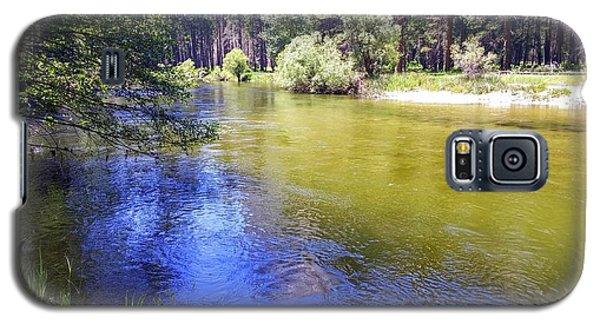 Yosemite River Galaxy S5 Case