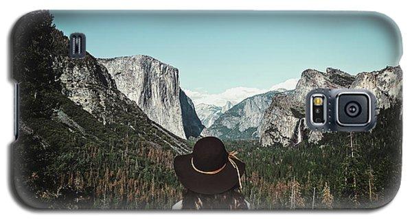 Yosemite Awe Galaxy S5 Case