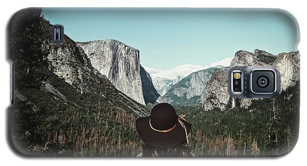 Yosemite Awe Galaxy S5 Case