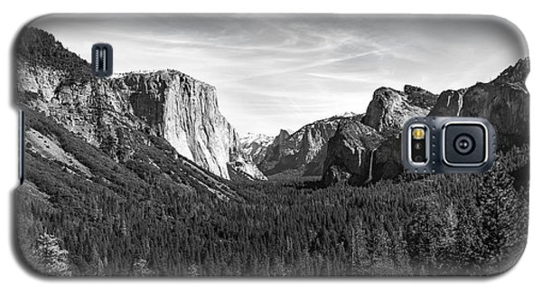 Yosemite B/w Galaxy S5 Case