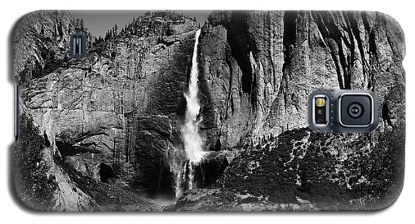Yosemite Black Falls  Galaxy S5 Case