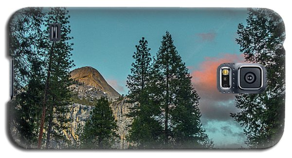 Yosemite Campside Evening Galaxy S5 Case