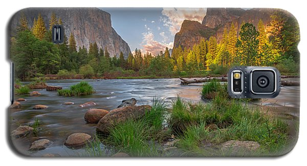 Yosemite Evening Galaxy S5 Case