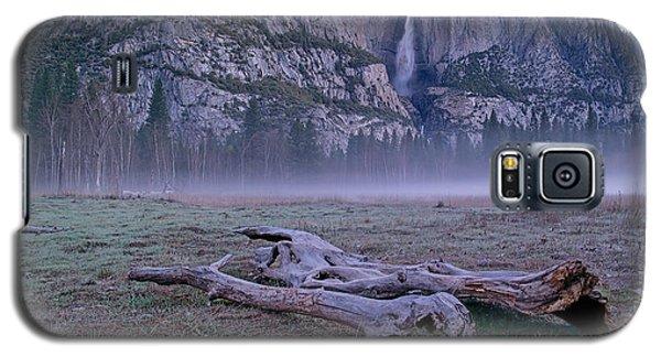 Yosemite Falls Driftwood Galaxy S5 Case