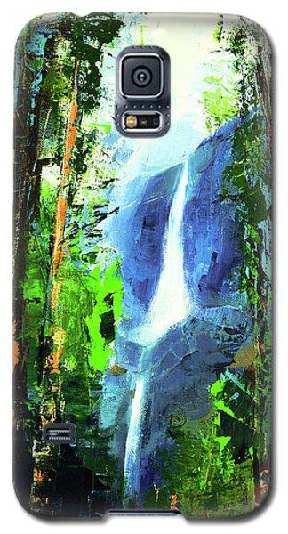 Yosemite Falls Galaxy S5 Case