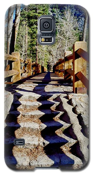 Yosemite Footbridge  Galaxy S5 Case