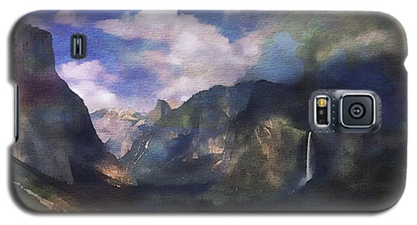 Yosemite H2o Color Galaxy S5 Case