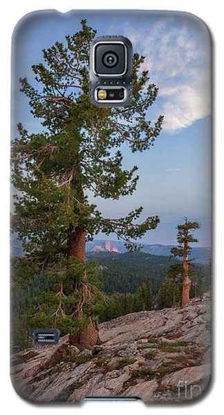 Half Dome From May Lake Galaxy S5 Case