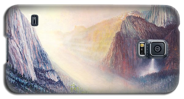 Yosemite Morning Galaxy S5 Case