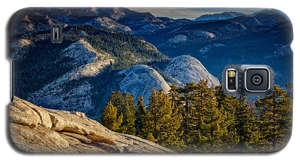 Yosemite Morning Galaxy S5 Case by Rick Berk