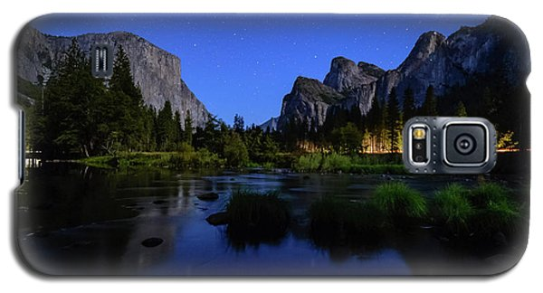 Yosemite Nights Galaxy S5 Case