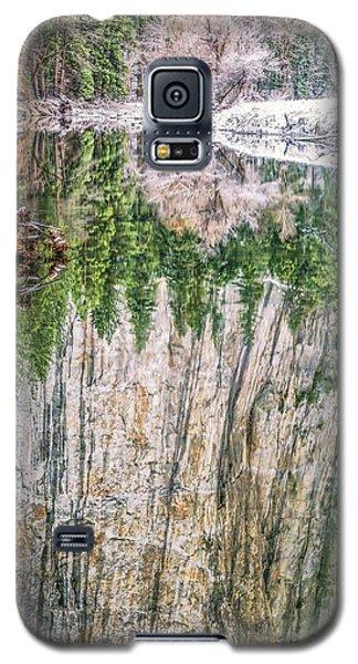 Yosemite Reflection Galaxy S5 Case