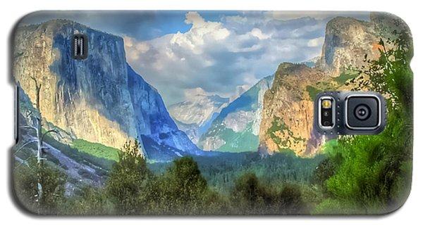 Yosemite Valley Galaxy S5 Case