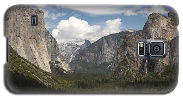 Yosemite Valley - Tunnel View Galaxy S5 Case