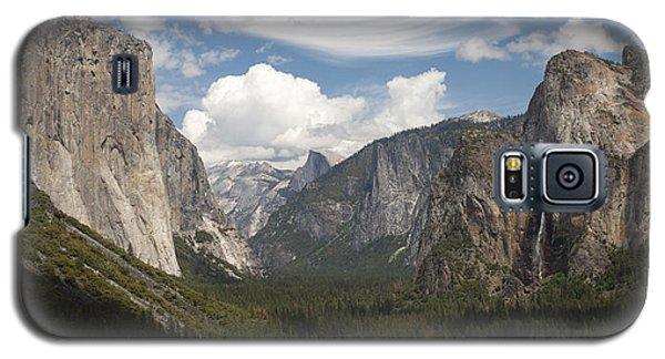 Yosemite Valley - Tunnel View Galaxy S5 Case