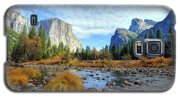 Yosemite Valley View Galaxy S5 Case