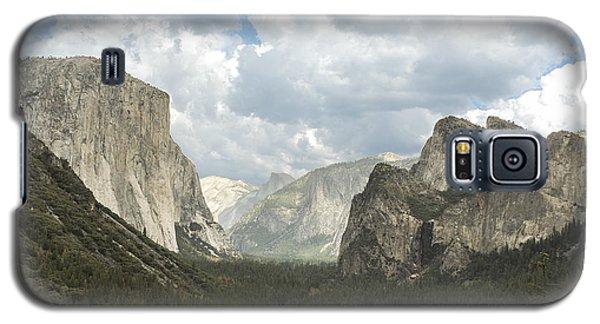 Yosemite Valley Yosemite National Park Galaxy S5 Case