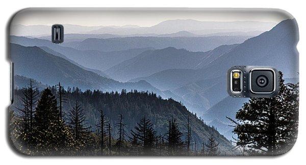 Yosemite View 27 Galaxy S5 Case