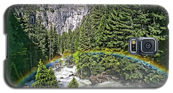 Yosemite View 29 Galaxy S5 Case