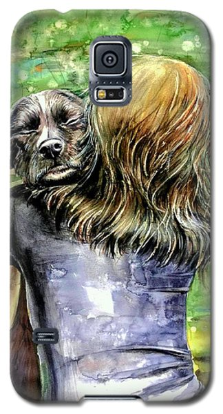 You Are Safe Galaxy S5 Case