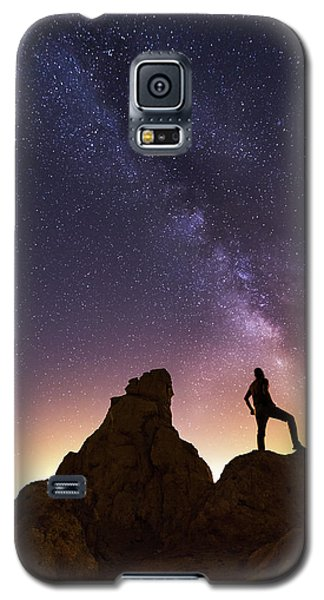 You Cant Take The Sky From Me Galaxy S5 Case