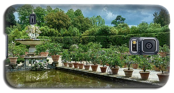 You Have Quite A Garden There Galaxy S5 Case