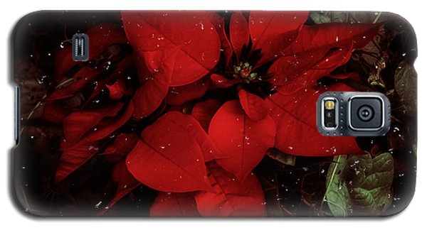 You Know It's Christmas Time When... Galaxy S5 Case by Elaine Malott