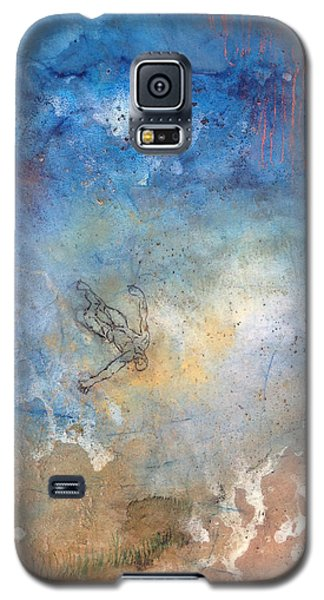 You Left Galaxy S5 Case