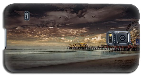 Enchanted Pier Galaxy S5 Case